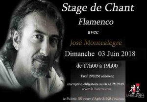 stage chant pepito juin