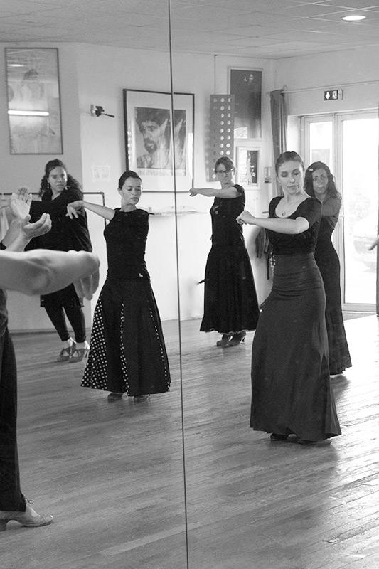 Cours de flamenco à Toulouse