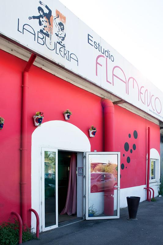 La Buleria - école de danse flamenco