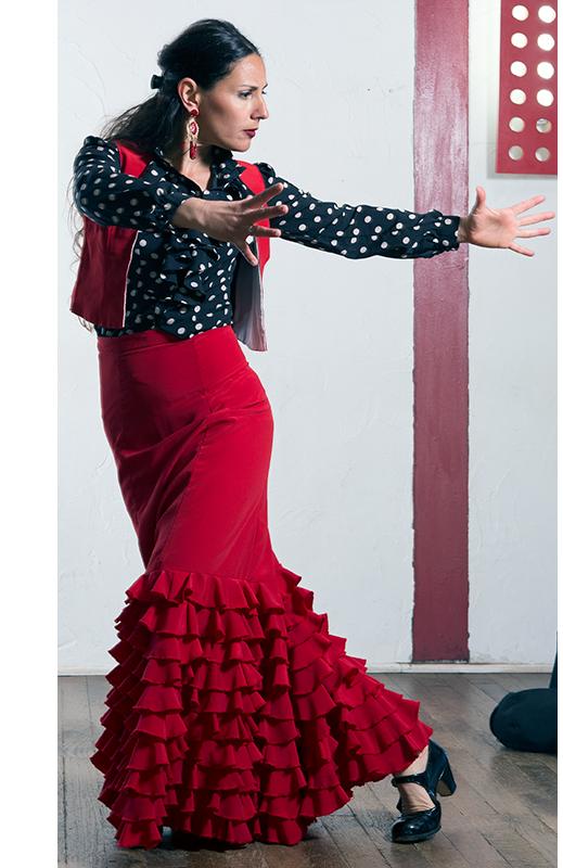 Cours de Flamenco à la Buleria - Toulouse