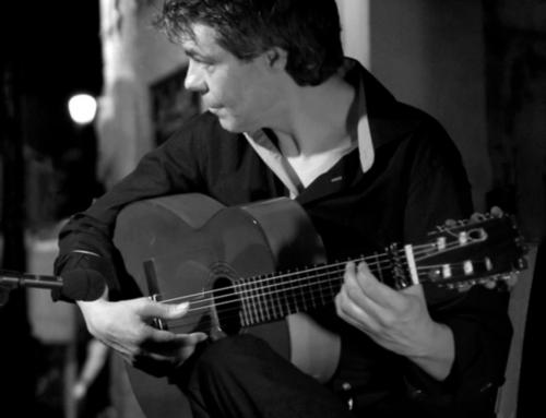 Nouveau: cours de guitare avec Enrique Muriel